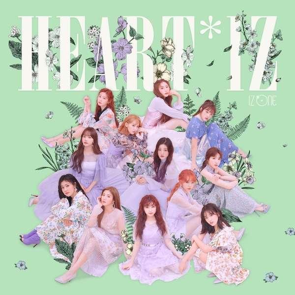 Download [Mini Album] IZ*ONE – HEART*IZ (MP3 + iTunes Plus