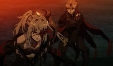 Lord of Vermillion III Special Anime Movie's Cover Image