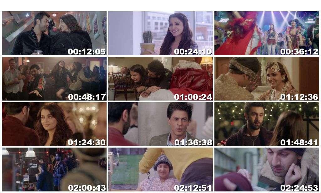 Ae Dil Hai Mushkil Full Movie Download 720p