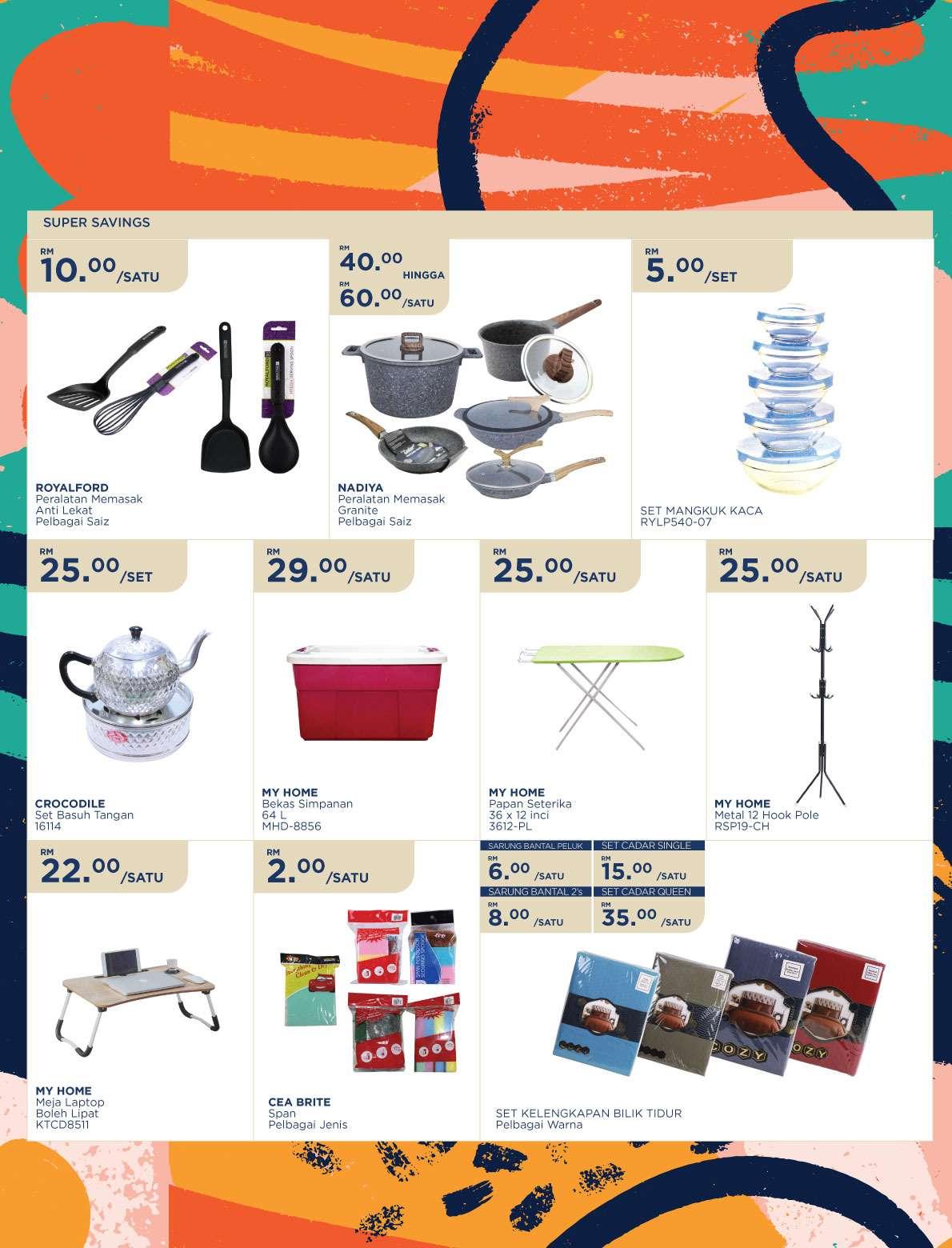 Mydin Catalogue(27 May 2021 – 6 June 2021)