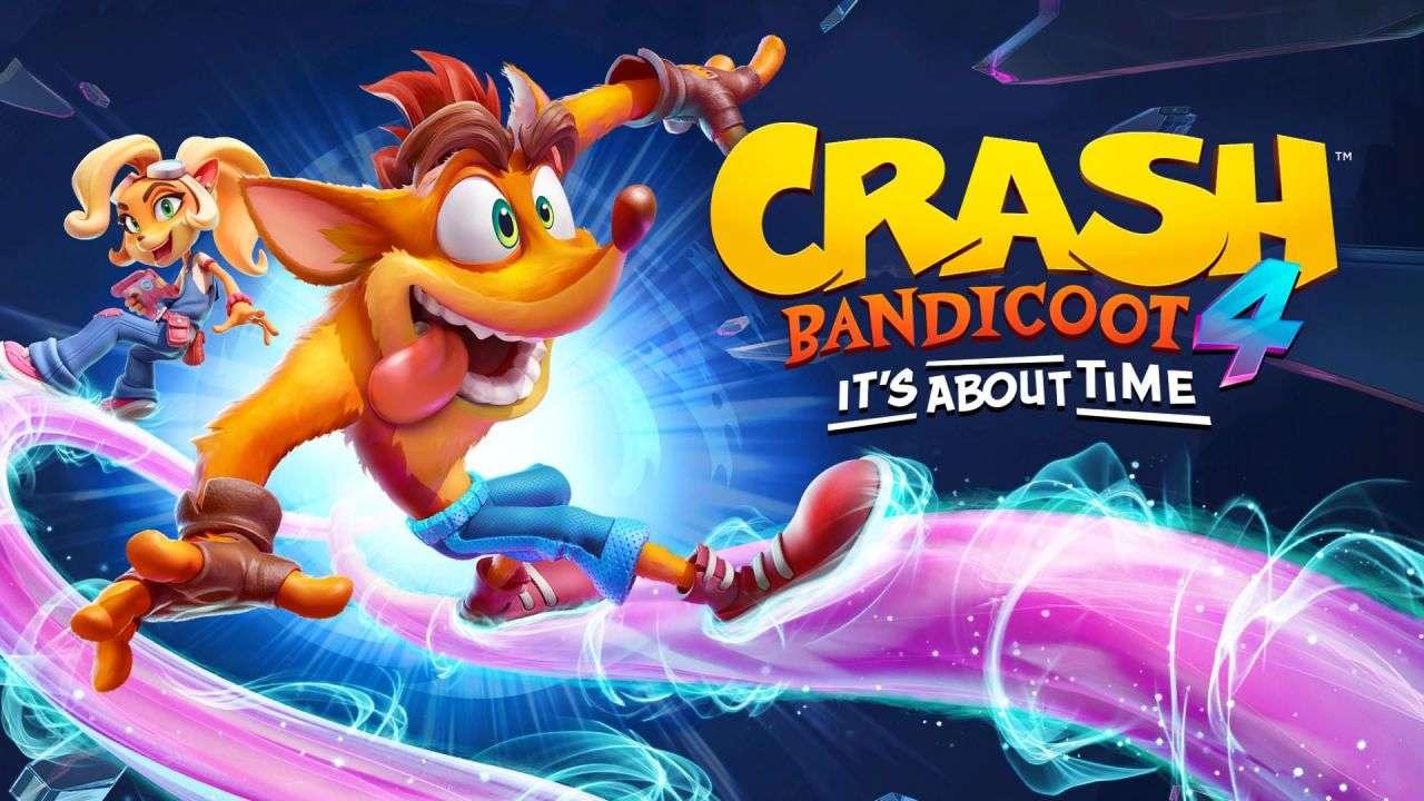 古惑狼4 Crash Bandicoot 4: It's About Time
