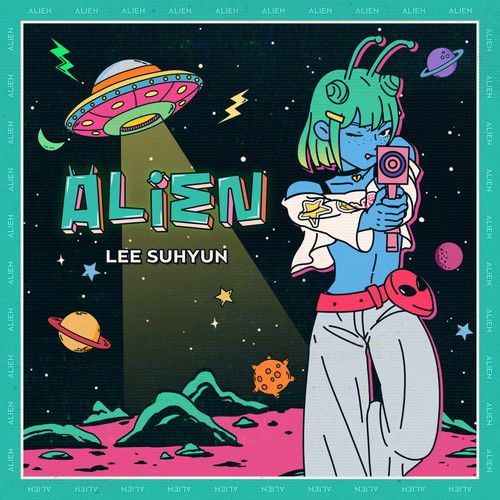 Download [Single] Lee Suhyun (AKMU) – ALIEN (MP3)