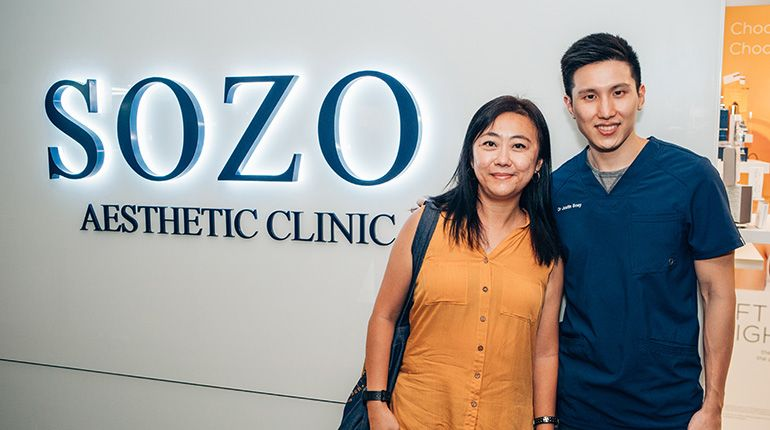 [Review] Profhilo, the Injectable Hyaluronic Acid Treatment at Sozo Aesthetics