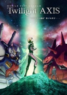 Mobile Suit Gundam: Twilight Axis's Cover Image