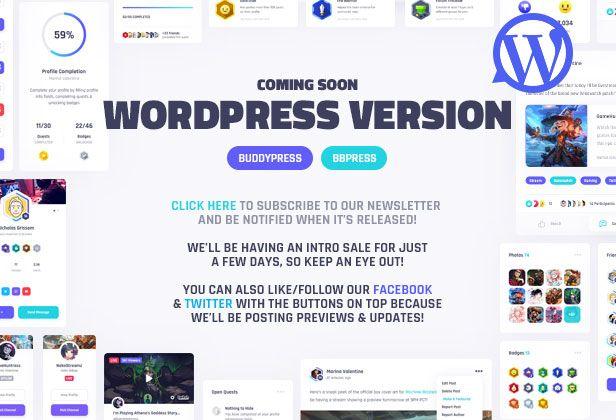 Vikinger - Social Community and Marketplace HTML Template - 8