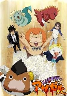 Yondemasu yo, Azazel-san. (TV)'s Cover Image