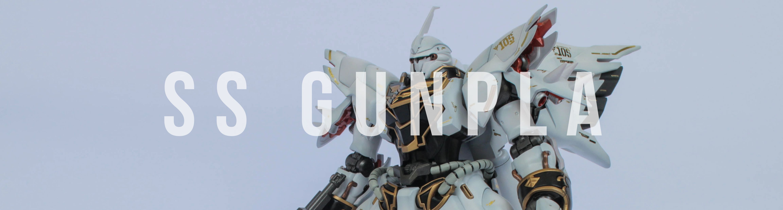 MG Nu Gundam Ver Ka - Gundam Eclipse