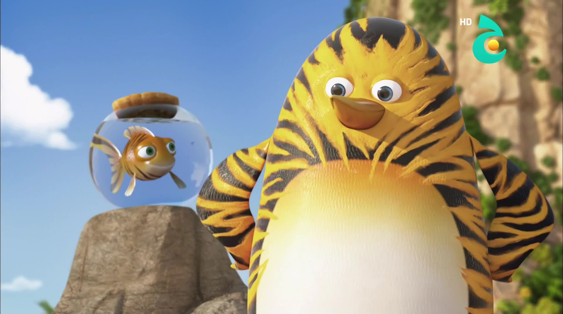 أسطورة النمر المحارب The Jungle Bunch (2011) HDTV 1080p تحميل تورنت 5 arabp2p.com