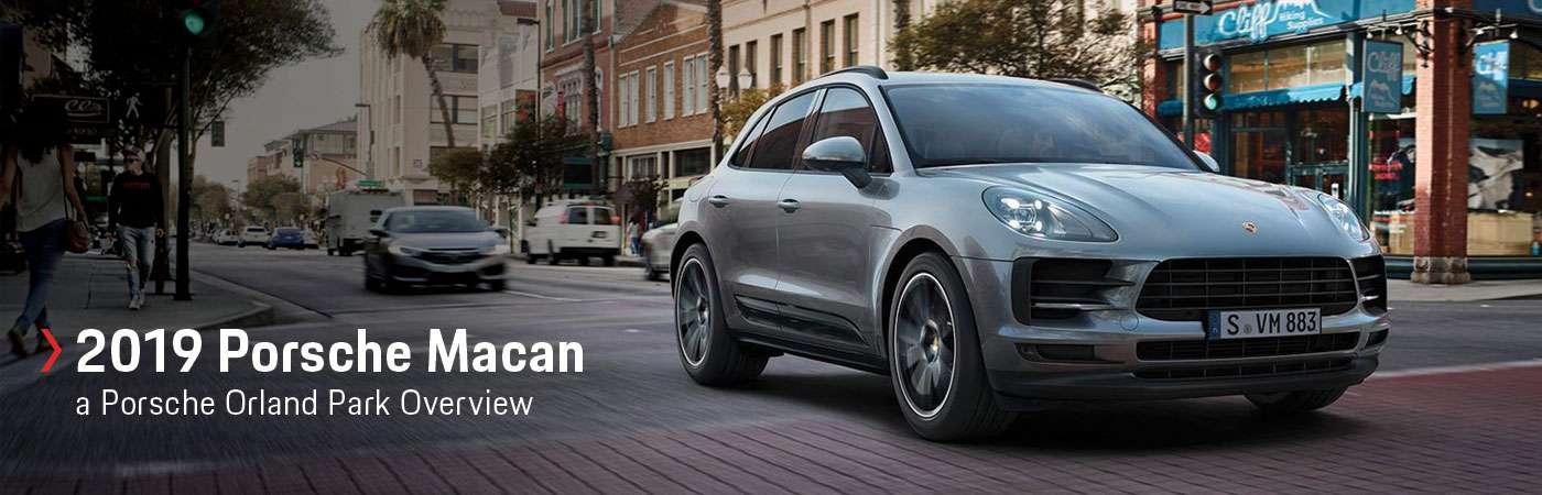 2019 Porsche Macan Model Overview at Porsche Orland Park