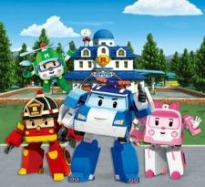 Robocar Poli's Cover Image