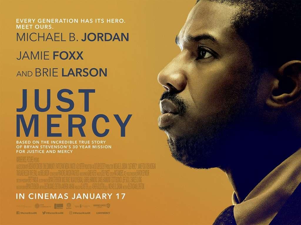 Αγώνας για Δικαιοσύνη (Just Mercy) Quad Poster