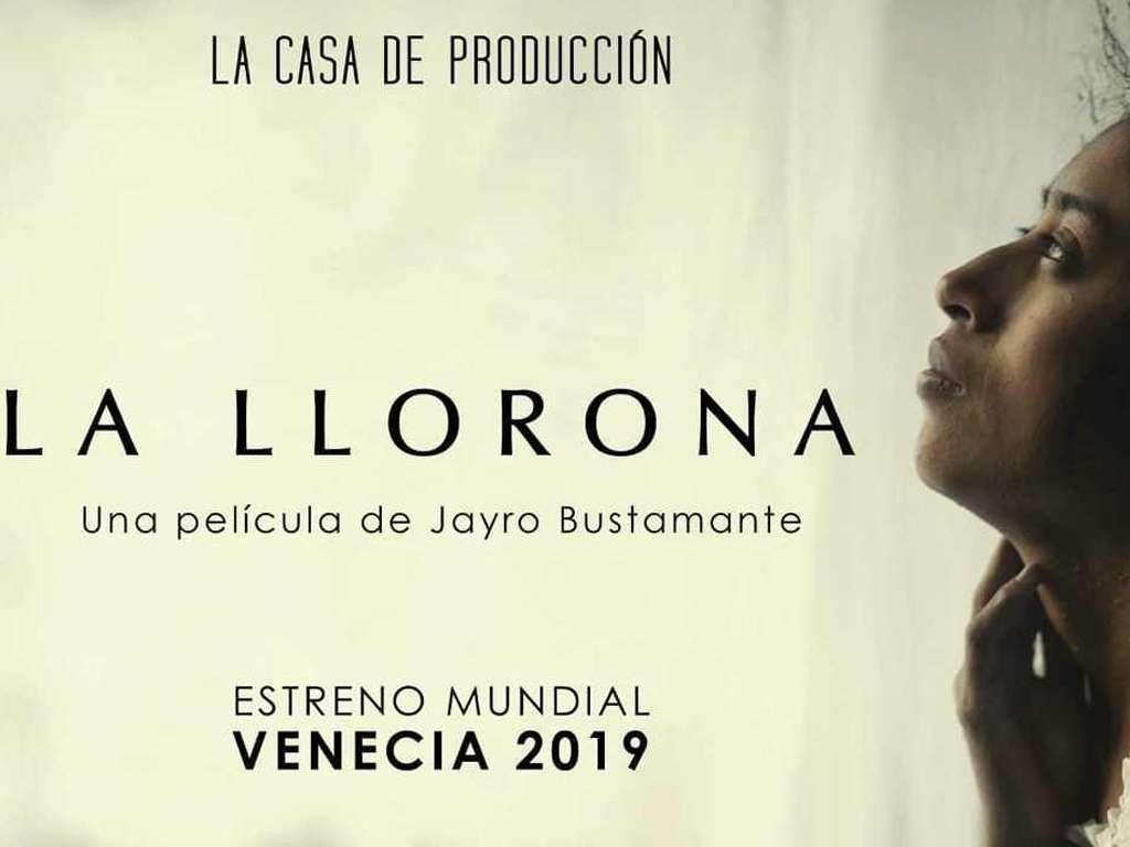 La Llorona Poster Πόστερ Wallpaper