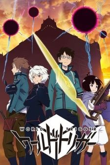 World Trigger's Cover Image