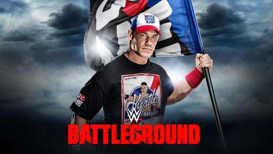 المهرجان المنتظر Battleground 2016 نسخه