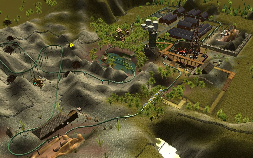 Secondary Image for FlightToAtlantis.net: RCT3 FAQ: Campaign Scenario Directory Specifics: Box Office