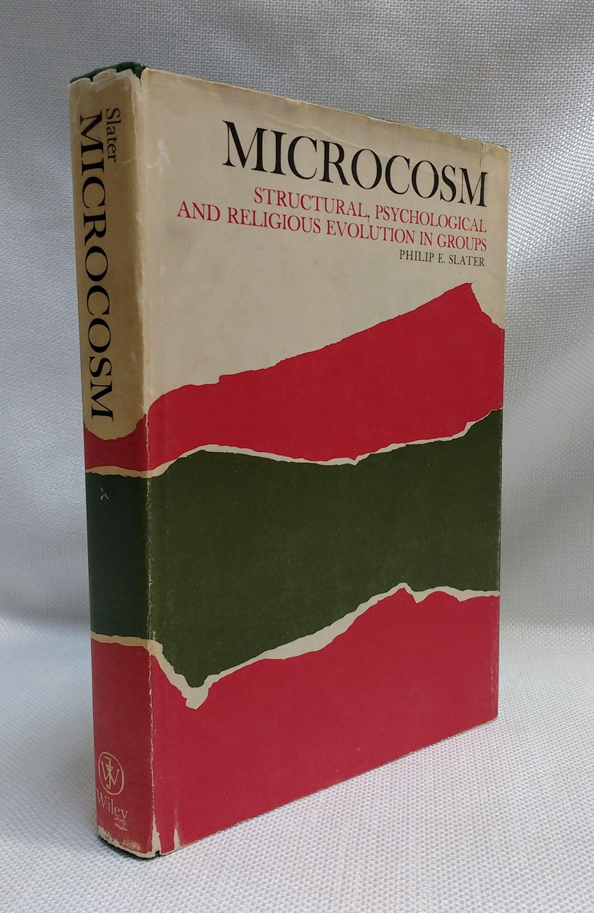 Microcosm: Structural, Psychological and Religious Evolution in Groups., Slater, Philip E.