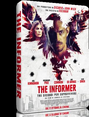 The Informer - Tre Secondi Per Sopravvivere (2019).avi iTALiAN MD HDTS X264 LFi
