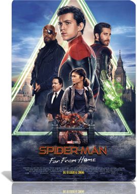 Spider-Man: Far From Home (2019).mkv MD MP3 1080p HDTS V2 - iTA