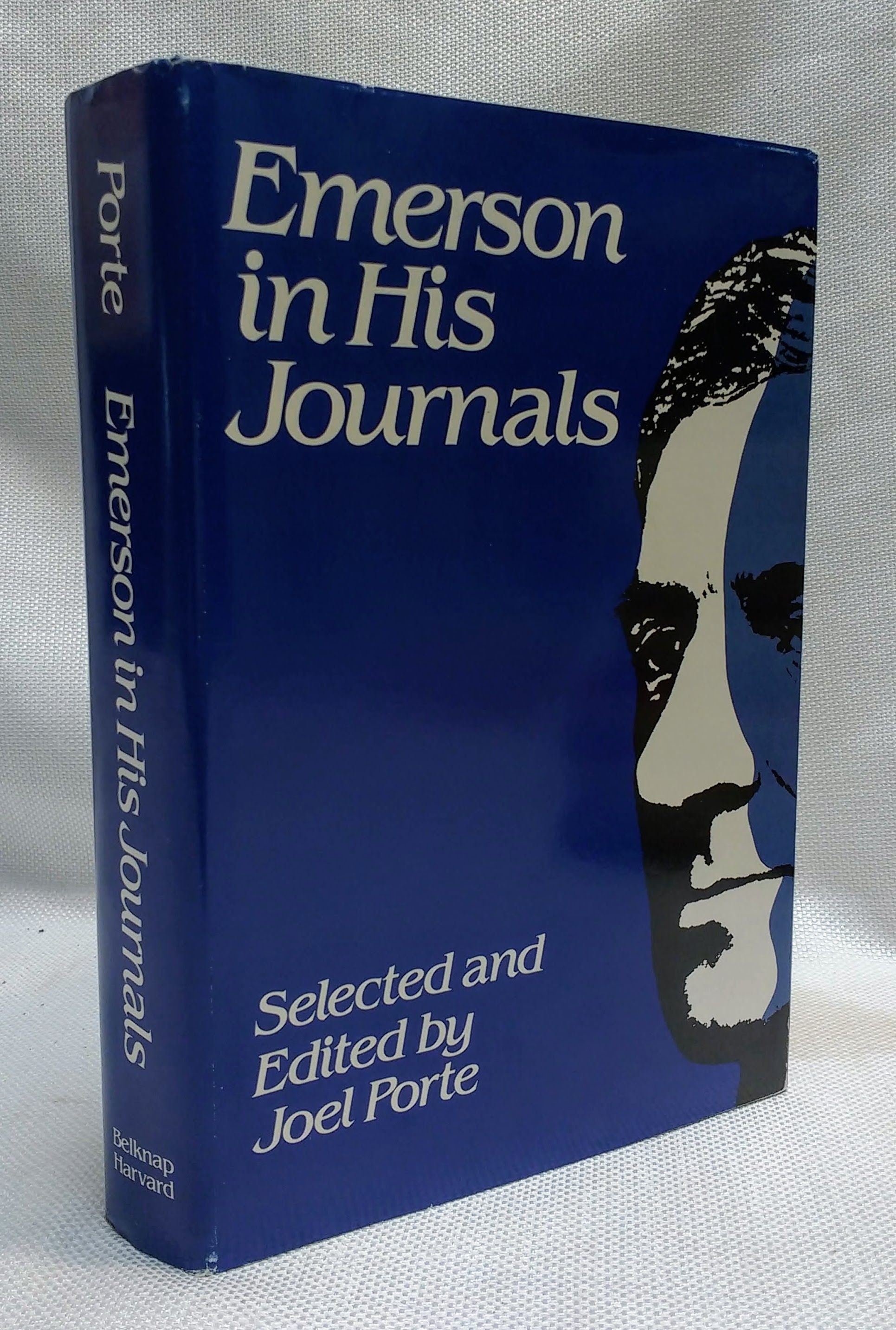 Emerson in His Journals, Emerson, Ralph Waldo; Porte, Joel [Editor]