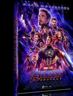 Avengers: Endgame (2019).MP4 LEAKED FOOTAGE