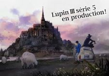Lupin III: Part V's Cover Image