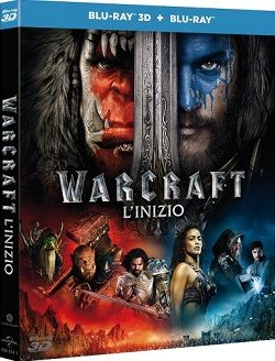 Warcraft: L'Inizio (2016).mkv FullHD 1080p 3D BluRay Half-OU iTA ENG AC3 Subs