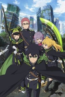 Owari no Seraph: The Beginning of the End's Cover Image