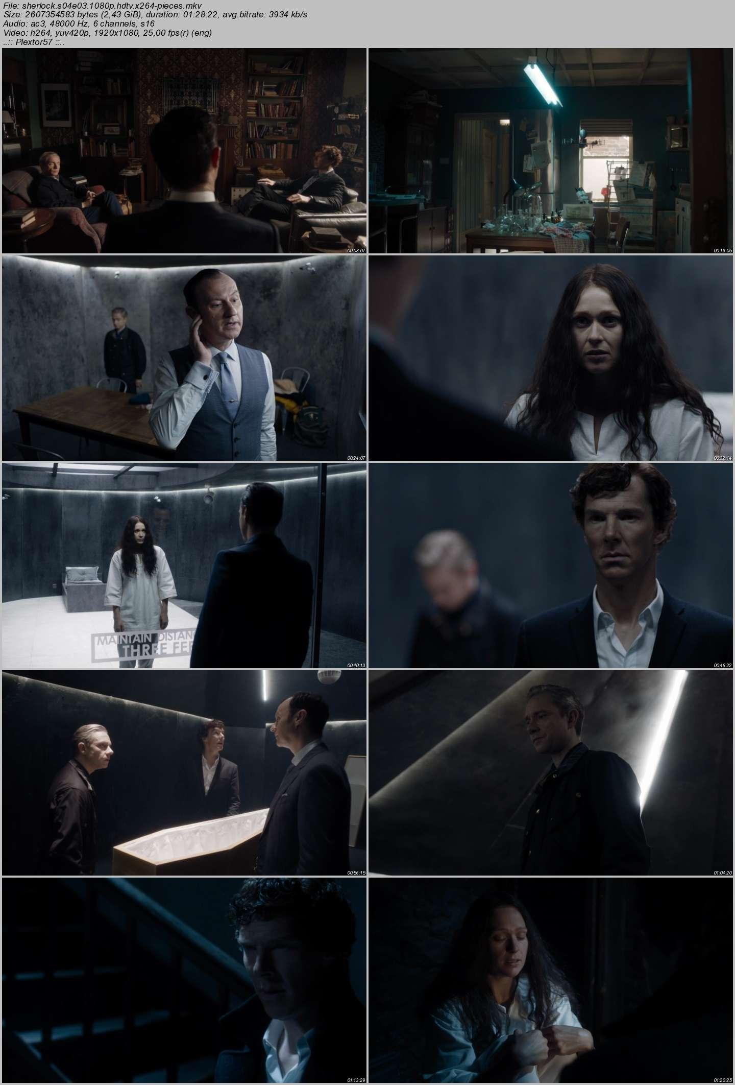 Sherlock 4.sezon tum bolumleri