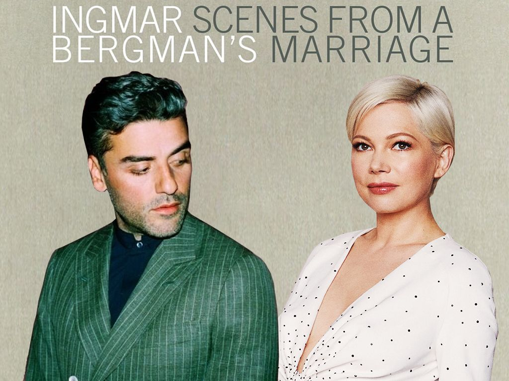 Michelle Williams, Oscar Isaac, Scenes From A Marriage