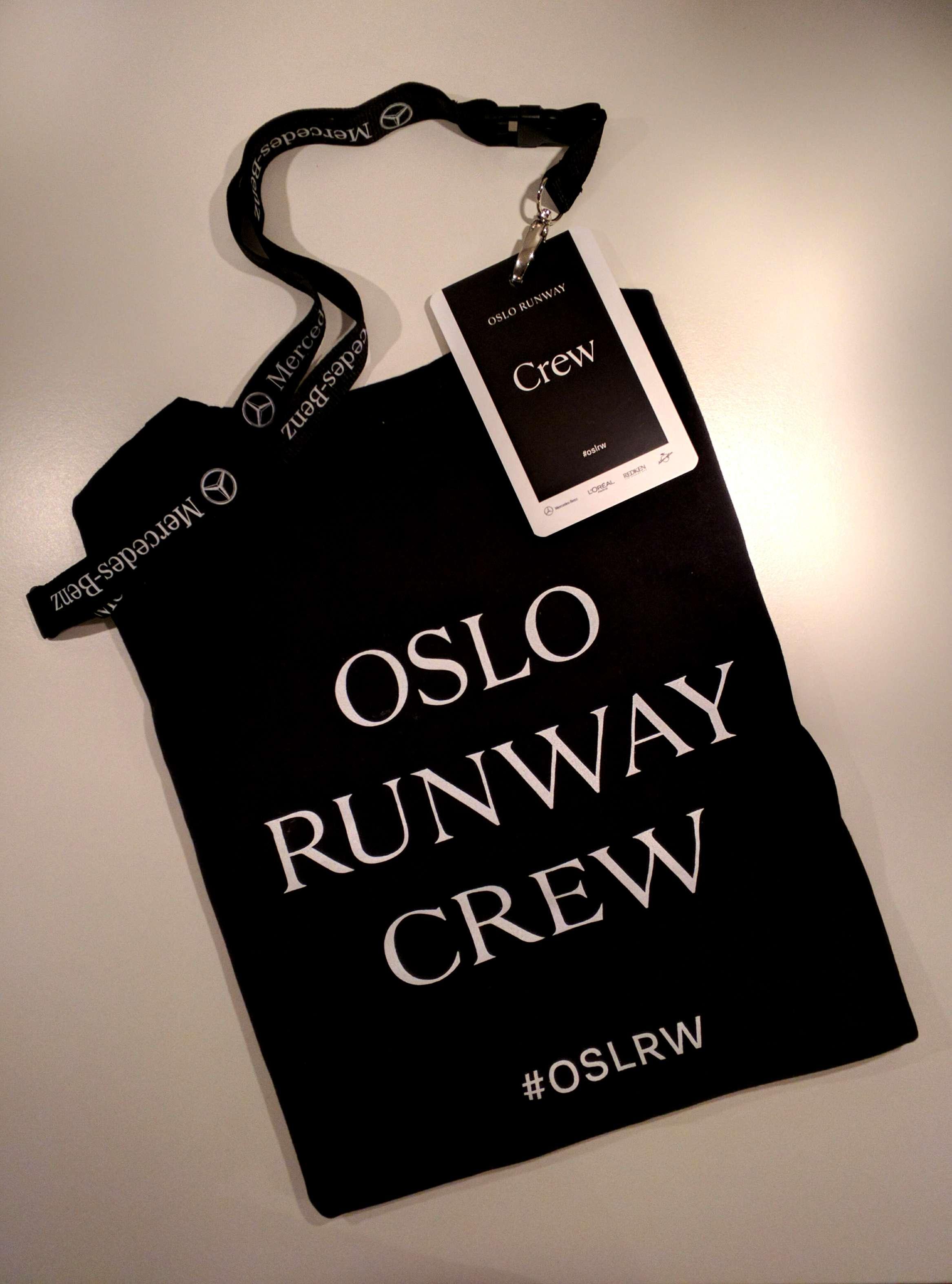 OSLRW crew attire