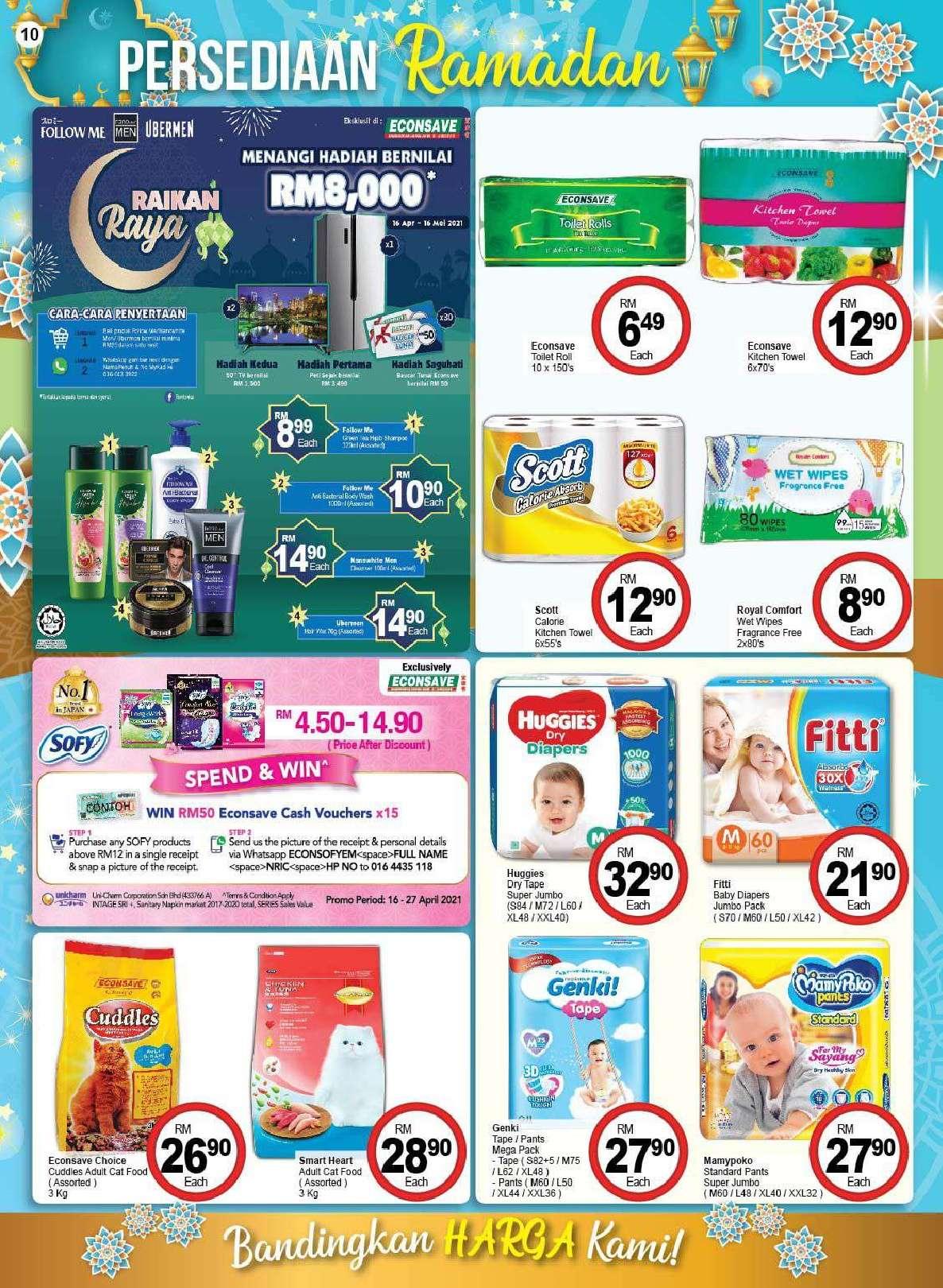 EconSave Catalogue (30 April 2021 - 16 May 2021)