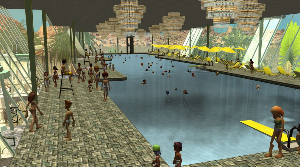 Image 04 - How To's: Suspended Pools and Guest Access Options