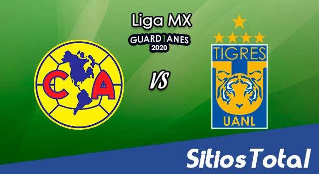América vs Tigres en Vivo – Liga MX – Guardianes 2020 – Domingo 1 de Noviembre del 2020