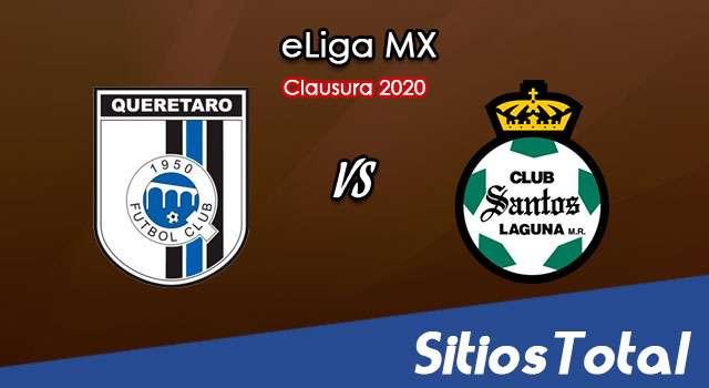 Querétaro vs Santos en Vivo – eLiga MX – Miércoles 27 de Mayo del 2020