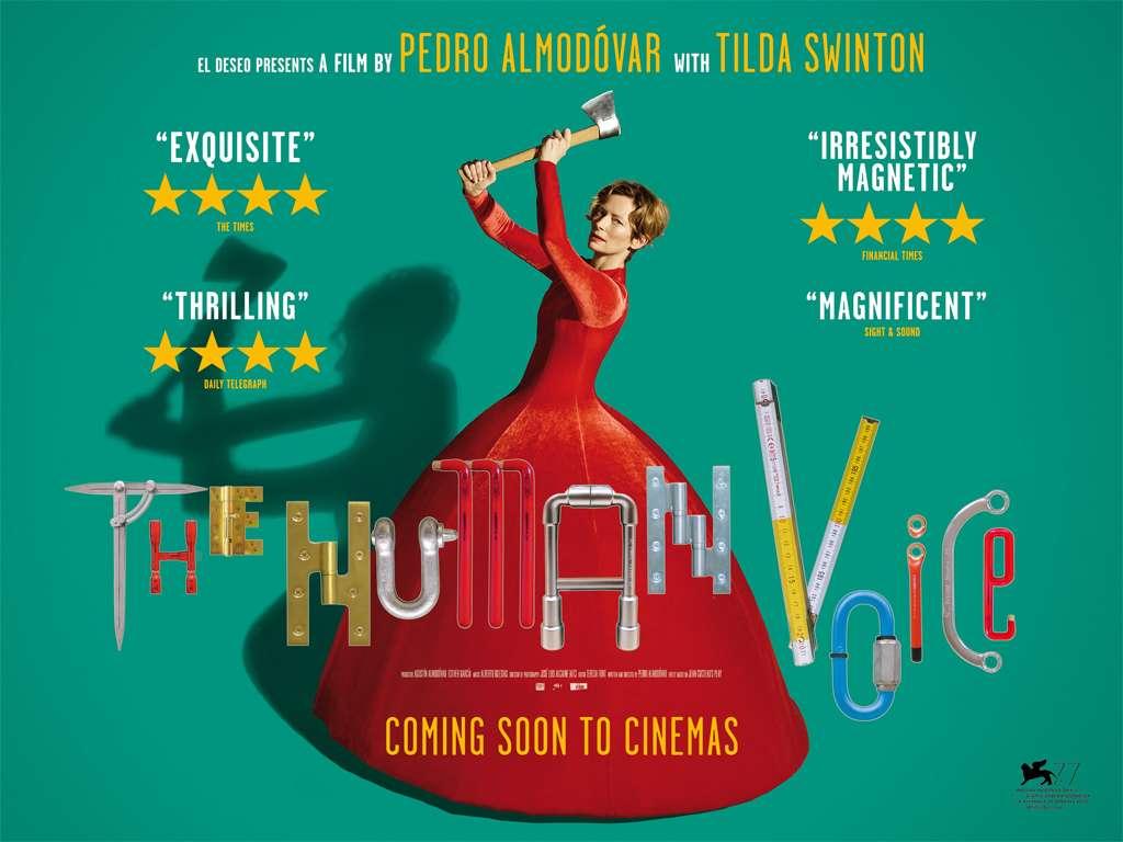 The Human Voice Movie
