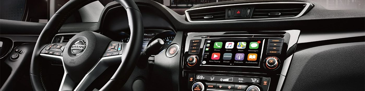 Nissan Vehicles with Apple CarPlay & Android Auto | Nissan