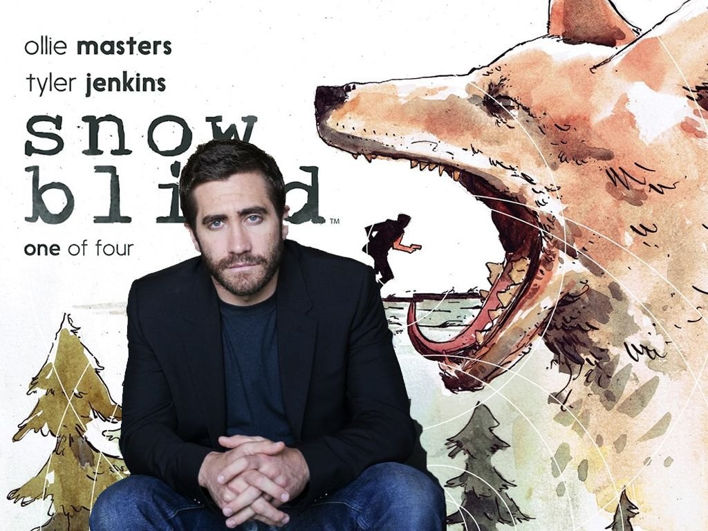 Jake Gyllenhaal Snow Blind