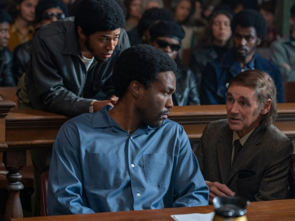 The Trial of the Chicago 7 - First Look