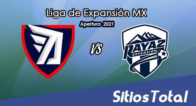 Tepatitlán FC vs Raya2 en Vivo – Canal de TV, Fecha, Horario, MxM, Resultado – J10 de Apertura 2021 de la  Liga de Expansión MX
