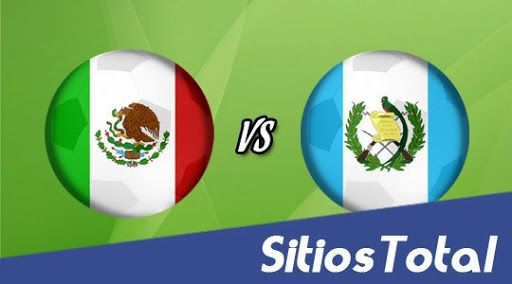 México vs Guatemala en Vivo – Partido Amistoso – Miércoles 30 de Septiembre del 2020