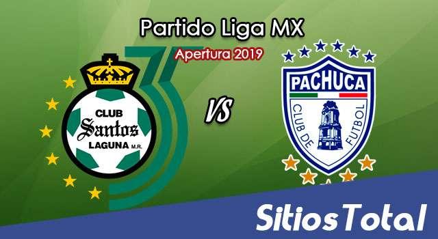 Ver Santos vs Pachuca en Vivo – Apertura 2019 de la Liga MX