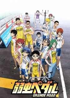 Yowamushi Pedal: Grande Road's Cover Image