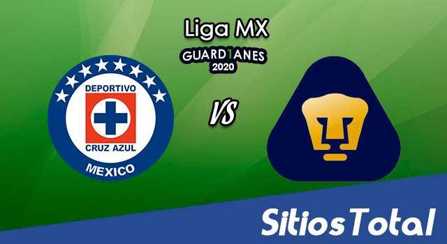 Cruz Azul vs Pumas en Vivo – Partido de Ida – Semifinales – Liga MX – Guardianes 2020 – Jueves 3 de Diciembre del 2020
