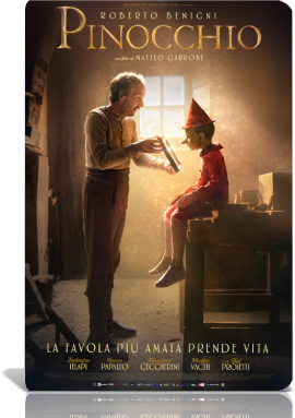 Pinocchio (2019).mkv LD AC3 720p HDTS - iTA