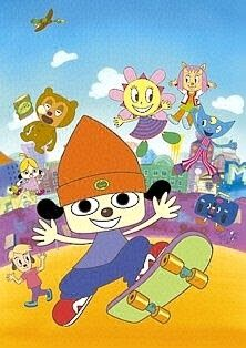 Parappa the Rapper's Cover Image