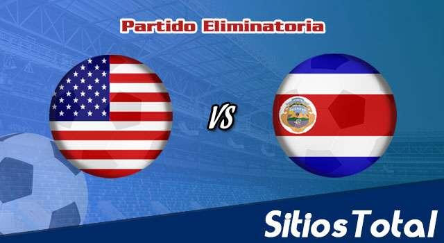 Estados Unidos vs Costa Rica: A que hora es, quién transmite por TV y más – Eliminatoria CONCACAF Mundial Catar 2022 – Miércoles 13 de Octubre del 2021
