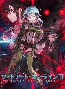 Sword Art Online II's Cover Image