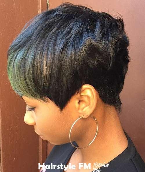 latest,American ,bob Hairstyles ,fryzury