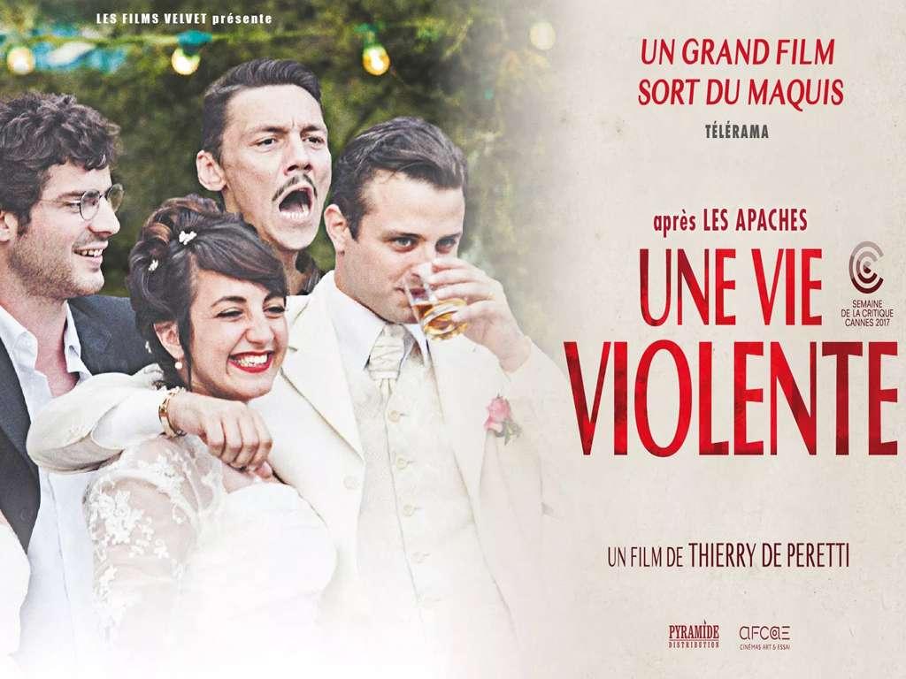 Ο Κορσικάνος (Une Vie Violente / Α Violent Life) - Trailer / Τρέιλερ Movie