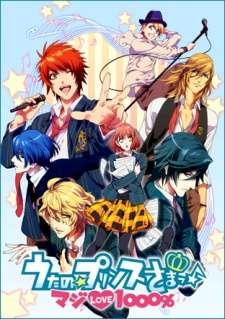 Uta no☆Prince-sama♪ Maji Love 1000%'s Cover Image